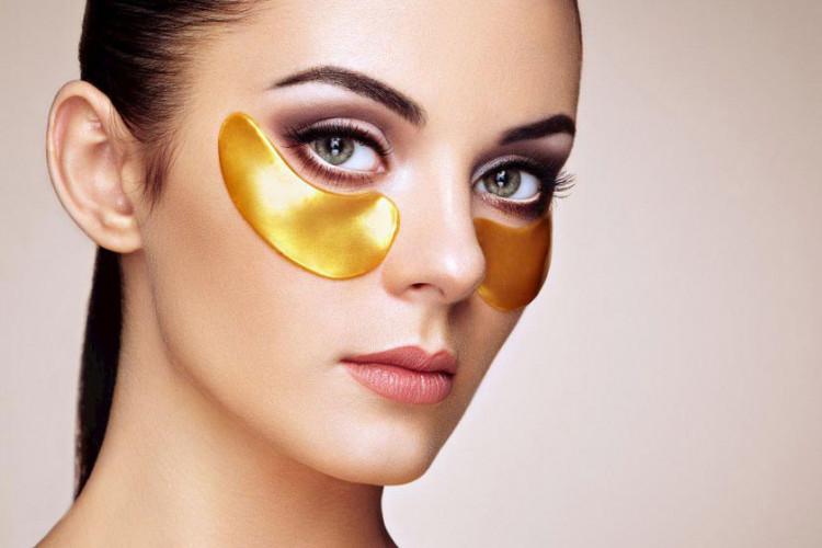Wow-эффект c лучшими золотыми патчами для глаз из Кореи