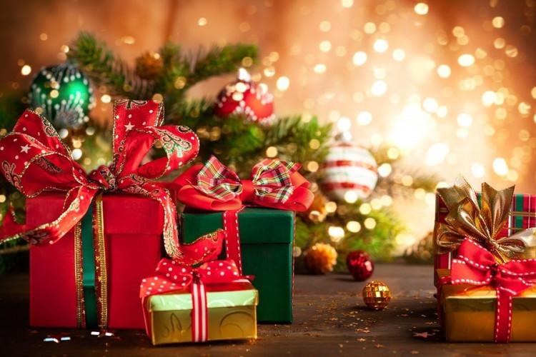 Новогодние подарки 2020