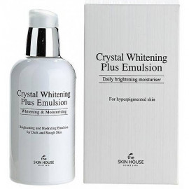 Эмульсия The Skin House для выравнивания тона лица Crystal Whitening 130мл