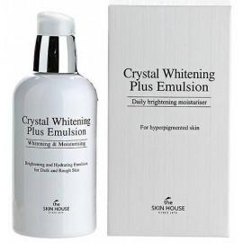 Эмульсия The Skin House для выравнивания тона лица Crystal Whitening 130мл купить