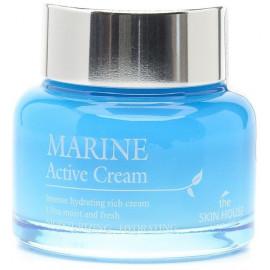 Интенсивно увлажняющий крем The Skin House для лица Marine Active 50мл