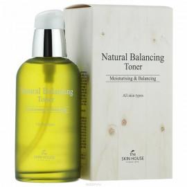Балансирующий тонер The Skin House Natural Balancing 130мл