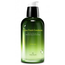 Увлажняющая эмульсия The Skin House с экстрактом алоэ Aloe Fresh 130мл
