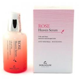 Антивозрастная сыворотка для лица The Skin House с экстрактом розы Rose Heaven 50мл