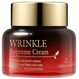 Крем The Skin House против морщин с женьшенем Wrinkle Supreme 50мл