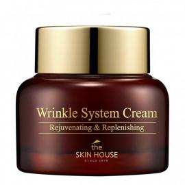 Антивозрастной питательный крем The Skin House с коллагеном Wrinkle System 50г в Беларуси