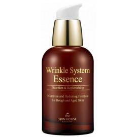 Антивозрастная эссенция The Skin House с коллагеном Wrinkle System 50мл