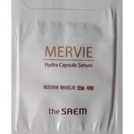 ПРОБНИК Сыворотка для лица SAEM увлажняющая Mervie Hydra Capsule Serum 2g