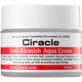 Крем для лица Ciracle увлажняющий Anti Blemish Aqua Cream 50мл