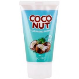 Пенка SCINIC с кокосовым маслом для очищения Coconut 150 мл