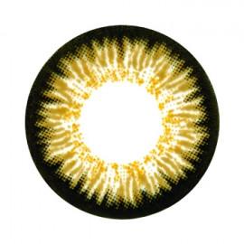 Цветные линзы HERA Paradise Brown на 3мес. от 0 до -8дптр (2шт)