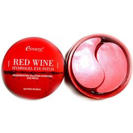 Гидрогелевые патчи для глаз КРАСНОЕ ВИНО Esthetic House RED WINE