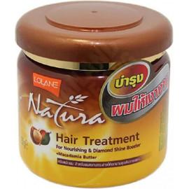 Маска LOLANE для лечения волос с маслом ореха макадамии 250 гр