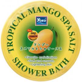 Спа-соль для тела YOKO с ароматом манго 240 гр