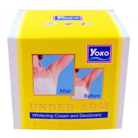Крем-дезодорант YOKO для отбеливания подмышек 50 гр