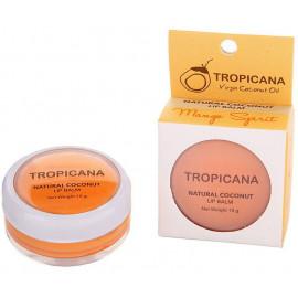 Бальзам для губ TROPICANA с ароматом манго 10 гр