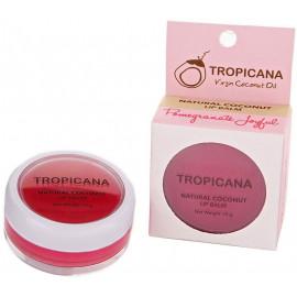 Бальзам для губ TROPICANA с ароматом граната 10 гр