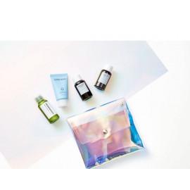 Набор (пенка, шампунь, кондиционер,гель для душа) MISSHA Traveling Kit (Hologram Edition)