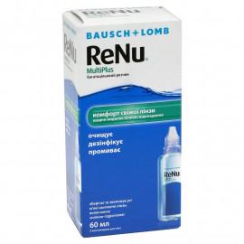 Раствор ReNu Multiplus 60 мл c бесплатной доставкой