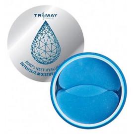 Патчи для кожи Trimay с экстрактом Ласточкина гнезда и гиалуроновой кислоты 60 шт