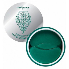Патчи для глаз Trimay с змеиным ядом Emerald Syn-Ake Peptide Lifting 60 шт