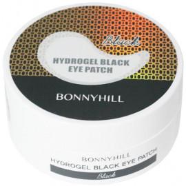 Патчи для глаз BONNYHILL Экстракт черного жемчуга+ Золото+Гидролизованный коллаген+6 трав 60 шт