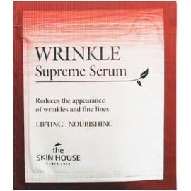 ПРОБНИК Сыворотка The Skin House против морщин с женьшенем Wrinkle Supreme 2мл