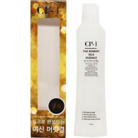 Лечебная шелковая эссенция для волос Esthetic House CP-1 THE REMEDY SILK ESSENCE 150 мл c бесплатной доставкой