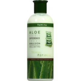 Освежающая эмульсия FarmStay с экстрактом алоэ Aloe Visible Difference 350 мл в рассрочку по Халве