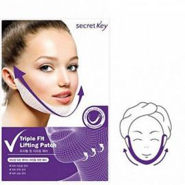 Моделирующая маска Secret Key для коррекции овала лица 1 шт