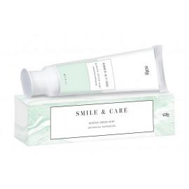 Зубная паста Smile Care отбеливающая антикариес 70 мл
