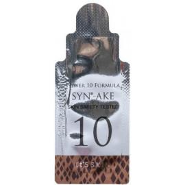 ПРОБНИК Сыворотка анти-возрастная для лица Пауэр 10 змеиный яд Its Skin