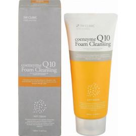 Пенка для умывания 3W CLINIC КОЭНЗИМ Q10 Coenzyme Q10 Foam Cleansing 100 мл