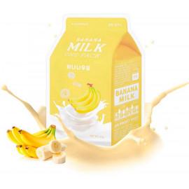 Тканевая маска для лица APIEU Banana Milk One-Pack в рассрочку по Халве