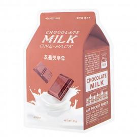 Тканевая маска для лица APIEU Chocolate Milk One-Pack