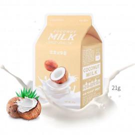 Тканевая маска для лица APIEU Coconut Milk One-Pack купить