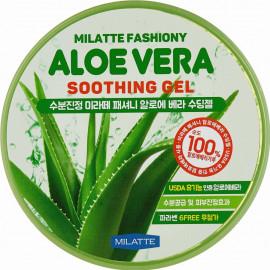 Гель для лица и тела MILATTE многофункциональный Fashiony Aloe Vera 300мл