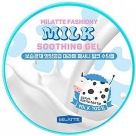 Гель для лица и тела MILATTE многофункциональный Fashiony Milk 300мл