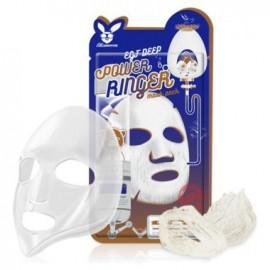 Тканевая маска для лица Elizavecca с Эпидермальным фактор EGF DEEP POWER Ringer mask pack
