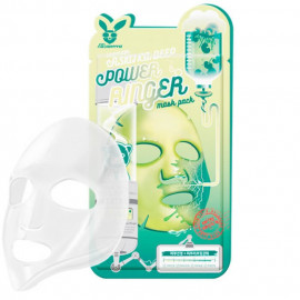 Тканевая маска для лица Elizavecca ЦЕНТЕЛЛА CENTELLA ASIATICA DEEP POWER Ringer mask pack