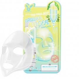 Тканевая маска для лица Elizavecca Чайное Дерево TEA TREE DEEP POWER Ringer mask pack