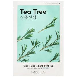 Маска для лица MISSHA Airy Fit Sheet Mask Tea Tree в интернет магазине