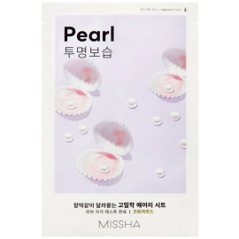 Маска для лица MISSHA Airy Fit Sheet Mask Pearl