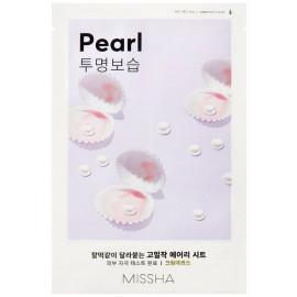 Маска для лица MISSHA Airy Fit Sheet Mask Pearl