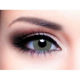 Цветные линзы HERA Vogue Grey на 3мес. от 0 до -6дптр (2шт)
