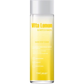 Витаминный тонер Trimay Vita Lemon & Witch Hazel Dark Stop Toner 210 мл