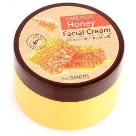 Крем для лица SAEM медовый CARE PLUS Honey Facial Cream 200мл