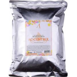 Маска альгинатная Anskin для проблемной кожи против акне AC Control Modeling 1кг