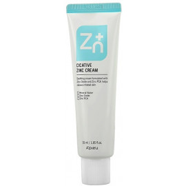 Крем для лица APIEU с цинком CICATIVE ZINC CREAM 55мл
