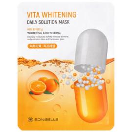 Тканевая маска Bonibelle Vita Whitening Daily Solution Mask